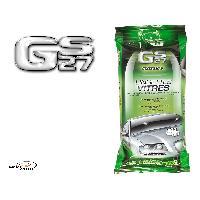Produit Vitre GS27 Lingettes Vitres - 35 pieces
