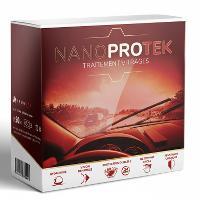 Produit Vitre Nanoprotek Traitement Vitrage - Irontek