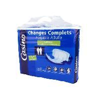 Produits Incontinence - Fuites Urinaires - Enuresie Changes complets hygiene large adulte
