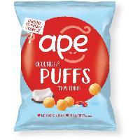 Produits Sales Aperitif APE Soufflés Thai Chili - 80 g - Generique