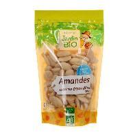 Produits Sales Aperitif Amandes natures emondees bio - 100 g