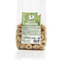 Produits Sales Aperitif CIRO Taralli romarin - 225 g