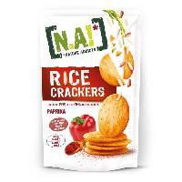Produits Sales Aperitif Crackers de riz au paprika 70g N.A! N.k.v E-juices
