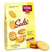 Produits Sales Aperitif Crackers sales 175g