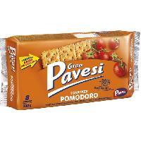 Produits Sales Aperitif GRAN PAVESI Crackers tomate - 280 g Aucune