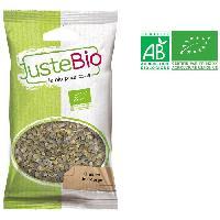 Produits Sales Aperitif LA MAISON DES BISTROS NATURE Graine de courges decortiquees bio - 100 g