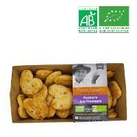 Produits Sales Aperitif MEME GEORGETTE Palmiers aux Fromages Bio - 60 g