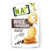 Produits Sales Aperitif N.A Rice Crackers Sachet de Poivre - 70 g N.k.v E-juices