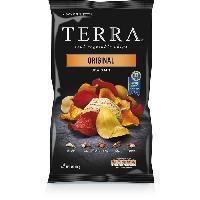 Produits Sales Aperitif Terra Chips Original 110g
