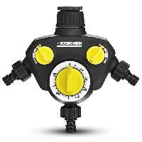 Programmateur D'arrosage Minuterie d'arrosage WT 2 - 3 sorties d'eau independante