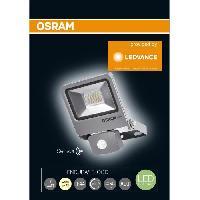 Projecteur Exterieur OSRAM Projecteur a LED Endura Flood Sensor - 20 W - Noir chaud