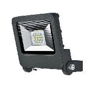 Projecteur Exterieur Projecteur a LED Endura Flood - 10 W - Noir chaud