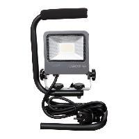 Projecteur Exterieur Projecteur de Chantier LED Endura Flood - Etanche IP65 - 20W - 1440lm - Gris anthracite