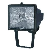 Projecteur Exterieur Projecteur halogene H 500 IP54 400W - Noir