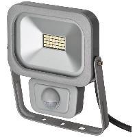 Projecteur Exterieur Projecteur slim SMD-LED H05RN-F 3G1.0 - 10 W - IP54 - PIR