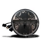Projecteurs Projecteur a LED 7p -175mm- rond ADNAuto