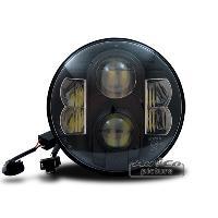Projecteurs Projecteur a LED 7pouces 175mm rond CEE