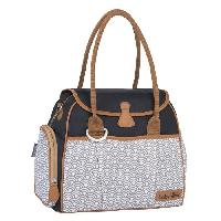 Promenade-voyage Sac a Langer Style Bag Black
