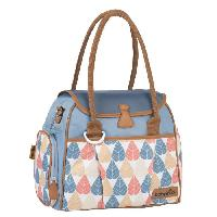 Promenade-voyage Sac a Langer Style Bag Petrole