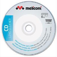 Protection - Entretien MELICONI Disque nettoyant pour lecteur CD