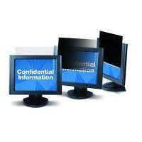 Protection - Personnalisation - Support 3M Filtre de confidentialite pour ecran - Noir - Pour 48.3 cm -19- Moniteur - 5-4