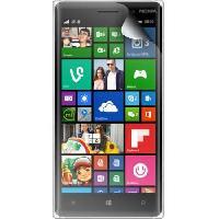 Protection - Personnalisation - Support BIGBEN Lot de 2 proteges-écran  pour Nokia Lumia 830 - Transparent - Bigben Connected