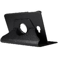 Protection - Personnalisation - Support CLEVERLINE Samsung Galaxy Tab A Etui Tablette 10.1 Noir