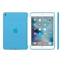 Protection - Personnalisation - Support Coque de protection en silione pour iPad mini 4 - Bleu