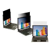 """Protection - Personnalisation - Support Filtre de confidentialité 3M pour ordinateur portable a écran panoramique 17.3"""" - Filtre de confidentialité pour ordinateur portable"""