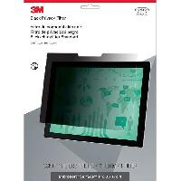 Protection - Personnalisation - Support Filtre de confidentialité pour écran (paysage) - pour MICROSOFT Surface Pro 3 et 4 3m