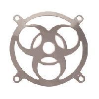 Protection - Personnalisation - Support Grille pour ventilateur 8 x 8 cm Generique