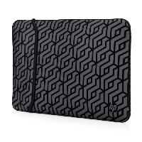 Protection - Personnalisation - Support HP 15.6? Reversible Sleeve ? Geometric
