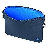 Protection - Personnalisation - Support Housse pour Laptop 15.6 - LA Robe Grey-Blue Be-ez