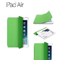 Protection - Personnalisation - Support IPAD AIR SMART COVER Vert