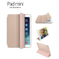 Protection - Personnalisation - Support IPAD MINI RETINA SMART CASE Beige