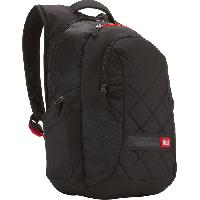 Protection - Personnalisation - Support Sac a dos 13-14'' - Case Logic Sporty 13 - 14 - DLBP-114 Black
