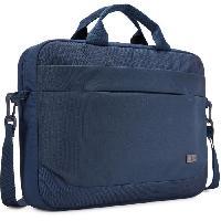 Protection - Personnalisation - Support Sacoche pour Ordinateur Portable 13-14- CASE LOGIC - ADVA-114 - 13 - 14 - Dark Blue
