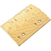 Protection De Garage Element de base jaune 50cm pour ralentisseur MOTTEZ