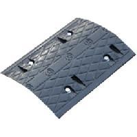 Protection De Garage Element de base noir 50cm pour ralentisseur MOTTEZ