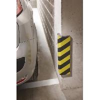 Protection De Garage MOTTEZ Mousse de protection d'angle XXL - A099S80 - Longueur 80 cm - Jaune et noir