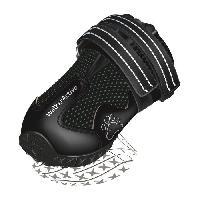 Protection Des Pattes -guetres - Chaussures - Chaussettes TRIXIE Bottes de protection Walker Active 2 pieces XL - Noir - Pour chien