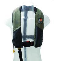 Protection Du Sportif 4WATER Gilet Sauvetage Peche Kingfisher 150N Auto