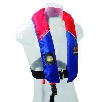Protection Du Sportif 4WATER Gilet Skipper 150N Auto Harnais