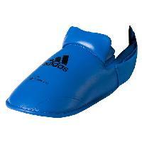 Protection Du Sportif ADIDAS Protege pieds de karate - Bleu - S