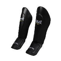 Protection Du Sportif EVERLAST Proteges Tibias - Noir 10 - Taille unique Wilson