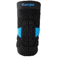 Protection Du Sportif KEMPA Protege-genoux de handball Kguard - Noir et bleu - XS/S