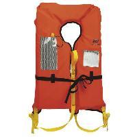 Protection Du Sportif PLASTIMO Gilet de Sauvetage Storm 3 150N avec Feu - M - 50-70 kg