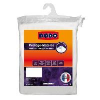 Protection Matelas - Alese Protege-matelas Amethyste 140x190 cm en forme de drap housse