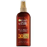 Protection Solaire Corps Et Visage Ambre Solaire Spray Huile Protectrice - FPS 30 - 150 ml