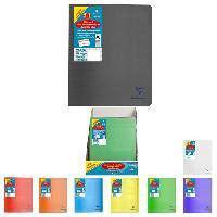 Protege Cahier - Protege Livre Kover book cahier piqure avec rabats 210x297 96 pa